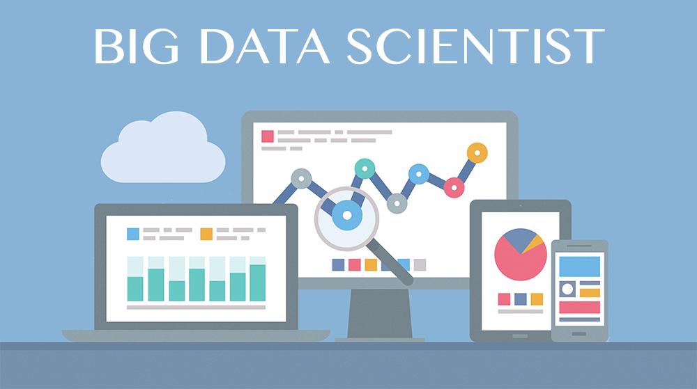"""Big Data Scientist"""", Científico de datos   REDconsultora"""
